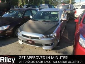 2011 Mitsubishi Lancer SE STARTING AT $112.30 BI-WEEKLY