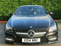 2014 Mercedes-Benz SLK ROADSTER SLK 200 BlueEFFICIENCY AMG Sport 2dr Tip Auto Co