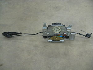 2003 Honda Odyssey Right Rear Sliding Door Motor and Cable