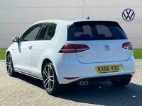 2016 Volkswagen Golf 2.0 Tdi Gtd 3Dr [Nav] Hatchback Diesel Manual