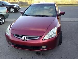 2004 Honda  Accord EX-L LAODED ,,EXCELLENT CONDITION,,