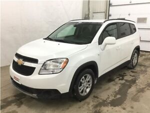 Chevrolet Orlando LT 7 passagers A/C MAGS 2012