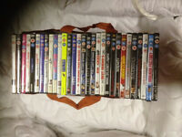 Dvd`s.. Joblot Bundle.. Bulk.. 60 Dvd`s.. Very Good/Excellent Condition