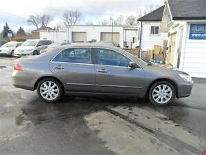 2006 Honda Accord Sdn EX V6 Kitchener / Waterloo Kitchener Area image 7