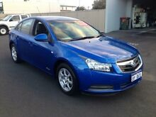 2011 Holden Cruze  Blue Manual Sedan Bunbury Bunbury Area Preview