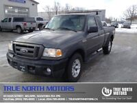 2009 Ford Ranger FX4 Ext Cab Auto 4x4 6cyl only 77KMS Box Liner