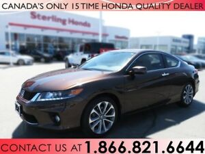 2014 Honda Accord EX-L-NAVI V6 COUPE | NO ACCIDENTS
