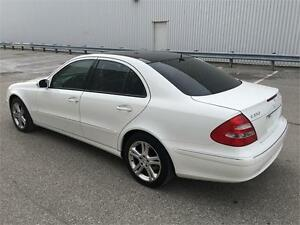 2006 Mercedes-Benz E-Class 3.5L 4MATIC-Panoramic Roof-Navigation