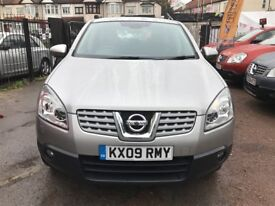 2009 NISSAN QASHQAI 2.0 ACENTA AUTOMTAIC, HPI CLEAR, CLEAN CAR THROUGHOUT