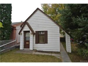 FOR RENT with Garage, Close to McPhillips & Lord Nelson School