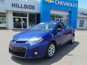 2014 Toyota Corolla S *AUTO|BACKUP CAMERA|HEATED SEATS*
