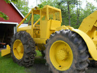 C5 Tree Farmer Skidder