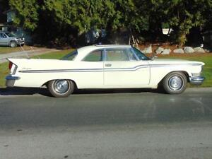 Wanted 1956-1960 Chrysler