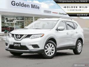 2015 Nissan Rogue S ALL WHEEL DRIVE EXCELLENT CONDITION