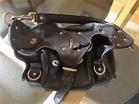 Mulberry Black Soft Leather Handbag
