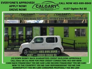 *Super Clean* 2009 Nissan Cube SL   *$99 DOWN EVERYONE APPROVED*