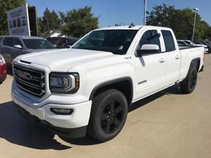 NEW 2018 GMC Sierra 1500 ELEVATION package 4x4 double cab 0 %