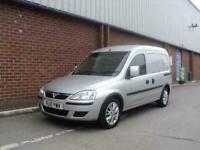 2010 Vauxhall Combo 1700 1.3CDTi 16V SE (MOT: MARCH 2022) CAR DERIVED VAN Diesel