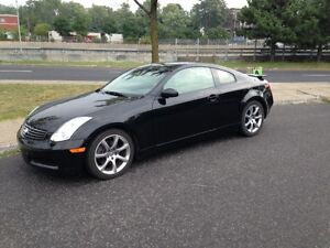 2006 Infiniti G35 Coupe $9,990 tax included