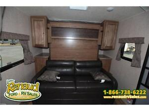 NEW 2016 Forest River Micro Lite 19 FD Travel Trailer Windsor Region Ontario image 5
