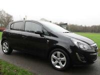 2012 (62) Vauxhall Corsa 1.3 CDTi ecoFLEX 16v SXi 5dr ***FINANCE ARRANGED***