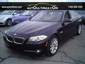 BMW 5 Series 528i xDrive AWD-CAMERA DE RECULE 2013