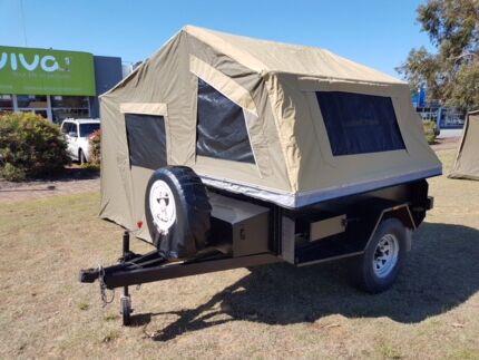 WA MADE. Cavalier Offroad camper trailer Hire or Buy Balcatta Stirling Area Preview