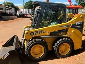 Gehl R135 Skid Steer Loader c/w air conditioned cab Bindoon Chittering Area Preview
