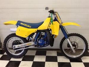 1986 Suzuki RM250