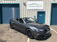Audi A5 SLine Special Edition Plus 1.8TFSI Convertible