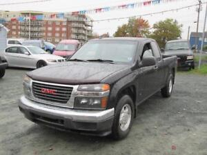 2008 GMC Canyon SLE...LOW LOW LOW KMS!!! MINT!
