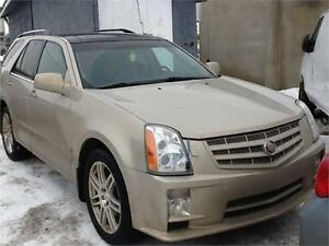 2007 Cadillac SRX $5995 MIDCITY WHOLESALE 1831 SK AVE