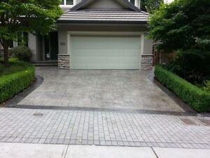 paving stones (driveways/walkways/paths/patios)