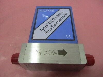 Millipore FC-2902MEP-T Mass Flow Controller MFC, H2, 2 SLPM, Tylan 2900M, 450551