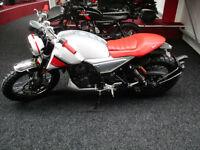 Mondial HPS HPS 125 a bit of luxury from £22 per week