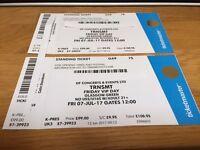 TRNSMT Festival - Friday VIP Day Tickets * 2