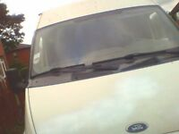 for sale ford transit 02 mwb semi hi top mot 01/17 body needs tlc engine n gear box good520 ono