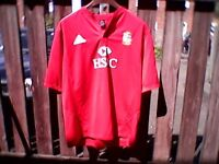 Official Adidas British & Irish Lions South Africa Tour Shirt 3XL 2009