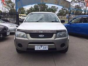 2006 Ford Territory Wagon Kingsville Maribyrnong Area Preview