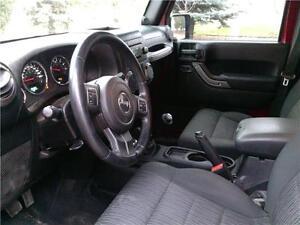 2012 Jeep Wrangler Unlimited ,  ANY CREDIT?? ...WE FINANCE ALL:) Edmonton Edmonton Area image 9