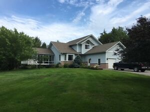 Beautiful Family Home for Sale with Acreage in Val Caron