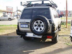 2002 Nissan Patrol ii gu ST plus ltd edition 5 Speed Manual 4x4 Wagon Kenwick Gosnells Area Preview