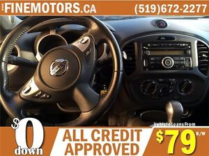 2011 NISSAN JUKE SV AWD * CAR LOANS FOR ALL CREDIT FROM $79 b/w London Ontario image 6