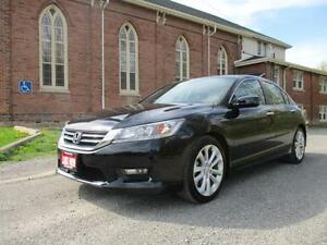 2014 Honda Accord Sedan Touring LIKE NEW! ONLY 30K! $21,798