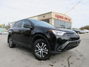 2016 Toyota RAV4 LE AWD, A/C, LOADED, BT, JUST 27K!