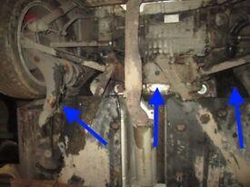 AUDI TT 3.2 V6 250 BHP 2005 LOW MILES Diff haldex rear complete suspension Prop driveshafts hubs