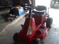 """YAZOO RED RIDER REAR ENGINE LAWN TRACTOR 11HP 30"""" 5 SPEED"""