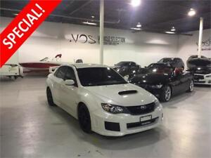 2011 Subaru WRX STI - V3006 - Financing Available**
