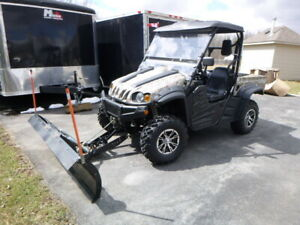 2016 Cub Cadet Challenger 700CA 4x4 Side by Side