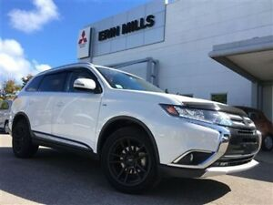 2016 Mitsubishi Outlander GT CAMERA LEATHER AWD TOUCH SCREEN